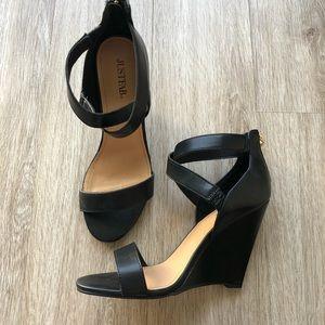 JUSTFAB || Heel Sandal